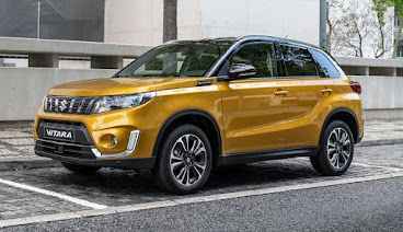 Suzuki announces new Vitara