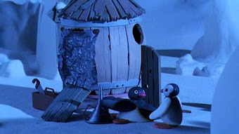Pingu's Moon Adventure
