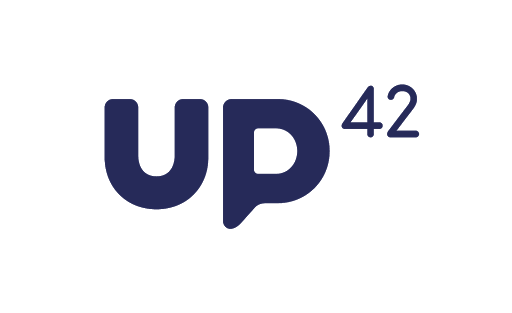 UP42 logo