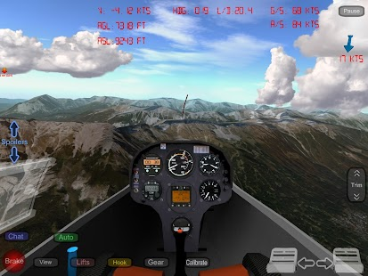 Xtreme Soaring 3D - II Screenshot