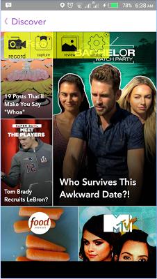 Snap Video Downloader - screenshot