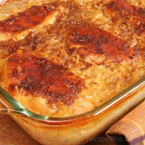10 Best Cream Of Mushroom Soup Baked Chicken Casserole Recipes