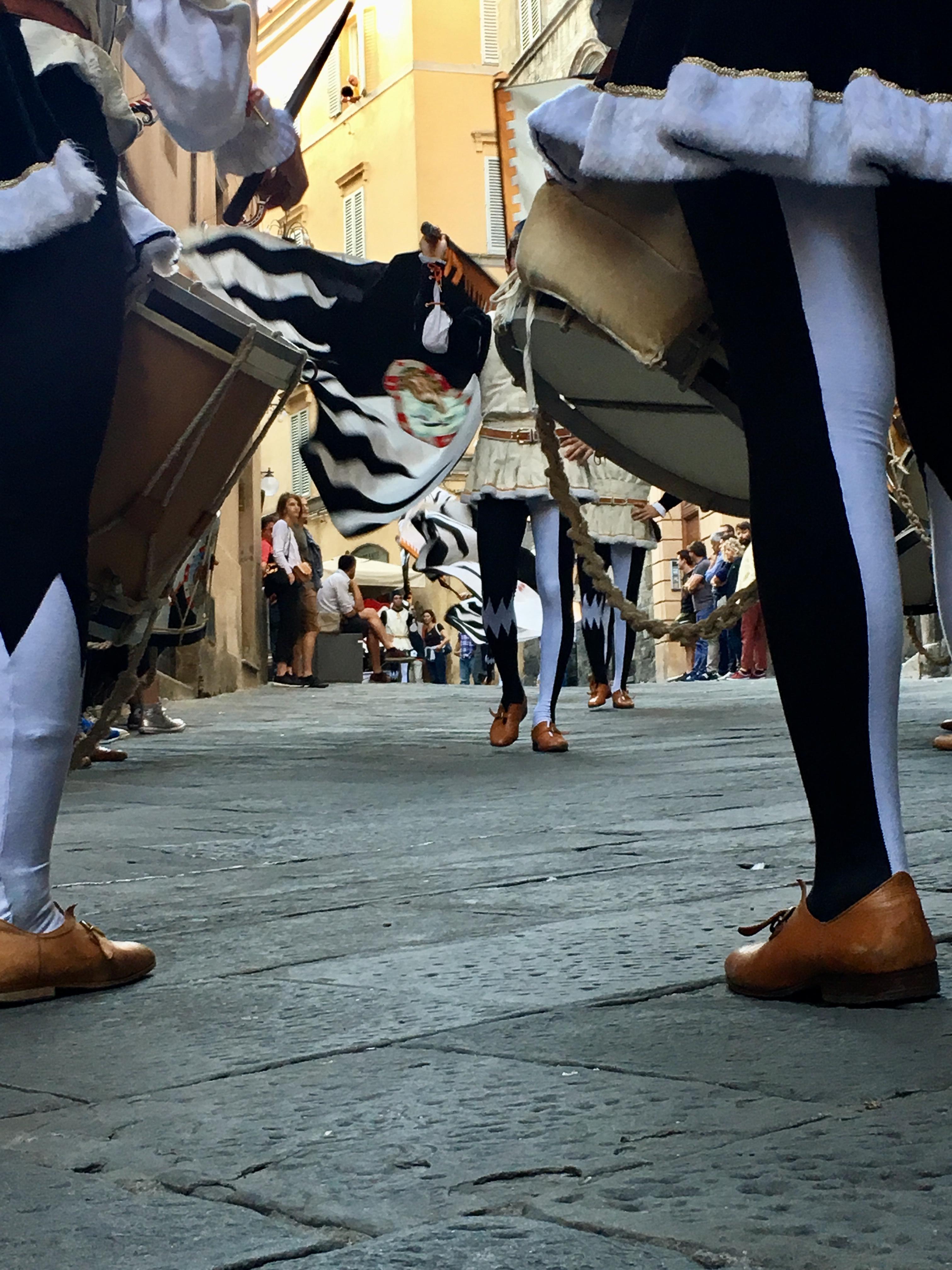 Di Roma lo stemma di Siena i colori  di martina_leandri