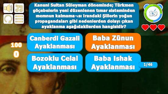 Osmanlı Tarihi Bilgi Yarışması - náhled