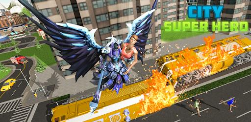 Flying Angel Superheroes Battle 2019 - Crime Time