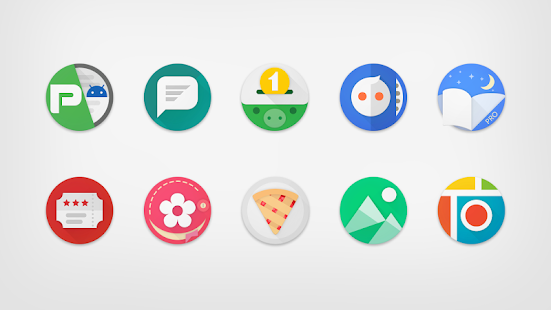 PIXELICIOUS ICON PACK Screenshot