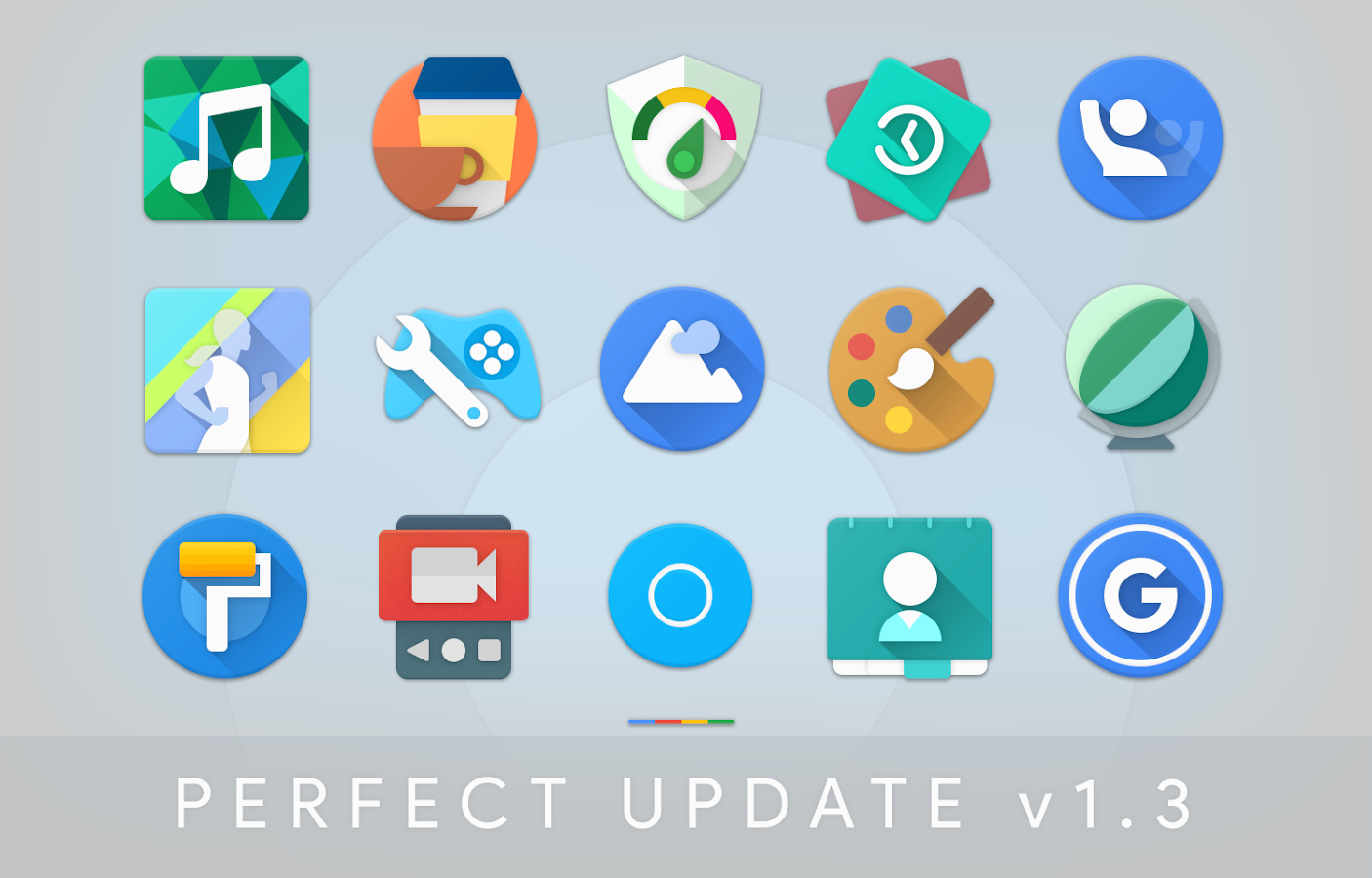 Perfect Icon Pack - 屏幕截图