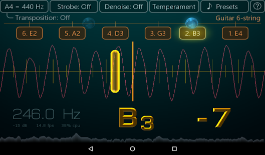 Airyware Tuner- screenshot thumbnail