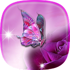Butterfly Live Wallpaper ღ Animated Butterflies icon