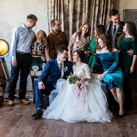 Свадебный фотограф Артур Гусейнов (Photogolik). Фотография от 20.02.2018