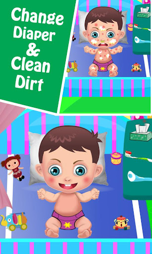 My Newborns Kids -  Baby Care Game 1.0 screenshots 6