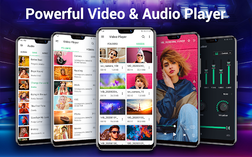 HD Video Player - Media Player All Format 1.8.0 screenshots 19