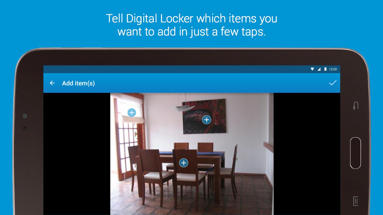 Allstate Digital Locker®- screenshot