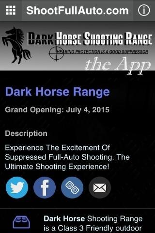 Dark Horse Range