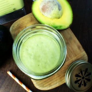 Avocado With Milk And Honey Recipes.