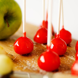Candied Apple Peel Recipes.