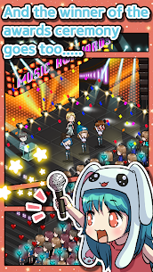 K-POP Idol Producer Mod Apk (Unlimited Money) 6