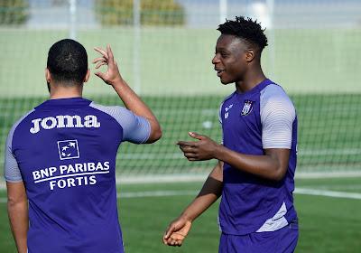 Une offre de Ligue 1 pour Jérémy Doku refusée par Anderlecht