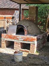 Photo: 窯烤披薩