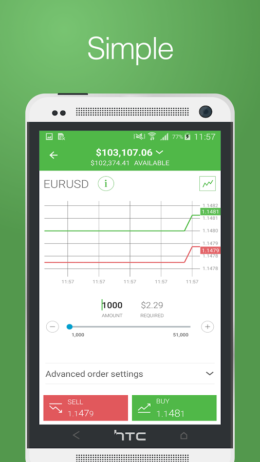 Ns forex android