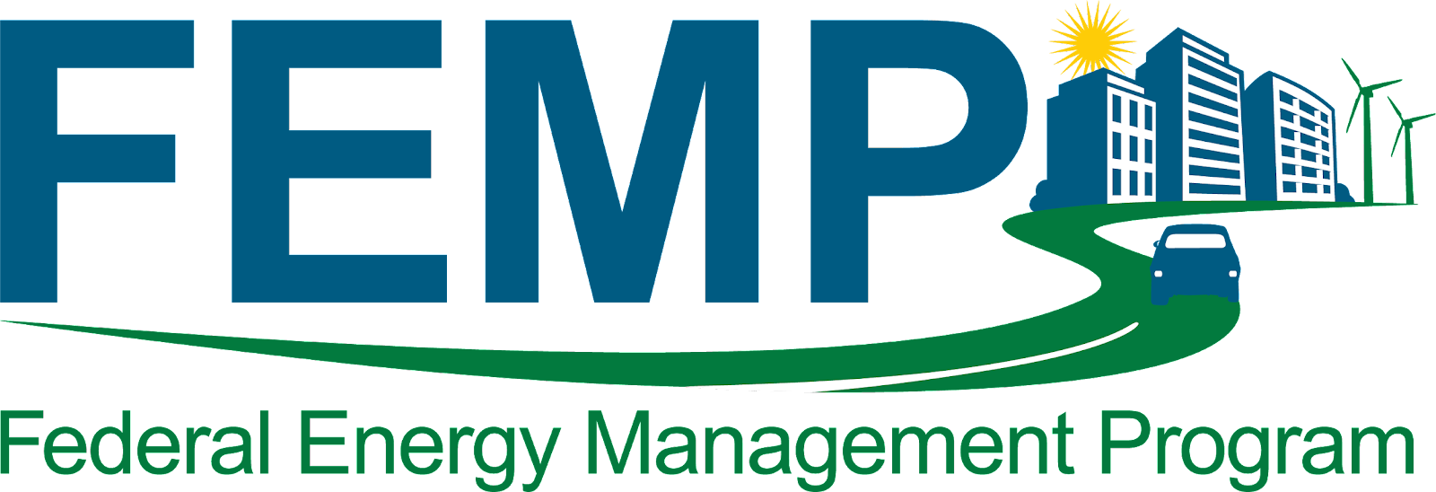 logo for federal energy management program