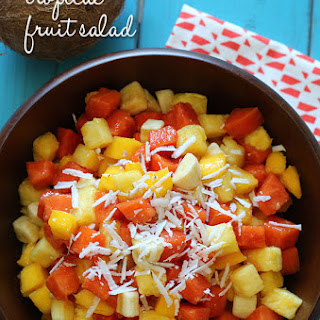 Papaya Fruit Salad Recipes