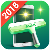 Phone Cleaner, Antivirus, Speed Boost -MAX Cleaner Icon