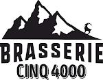 Logo for Brasserie Des 5 Quatre Mille