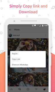 Quick Save for Instagram Photo and Video download 3
