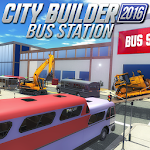 City builder 2016 Bus Station Icon