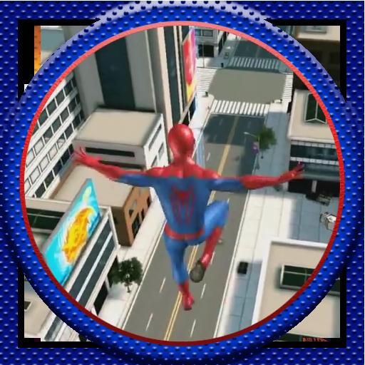 動作App|Tip for The Amazing Spider-man LOGO-3C達人阿輝的APP
