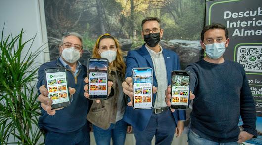 La comarca del Almanzora estrena una oficina virtual de turismo