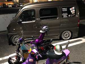 エブリイワゴン DA62W H16 ジョイポップターボ 地域限定車のカスタム事例画像 はっぴぃさんの2018年12月09日07:57の投稿