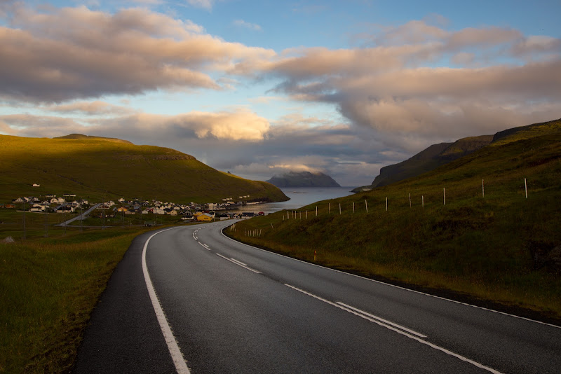 Verso Sørvágur di giandomenico
