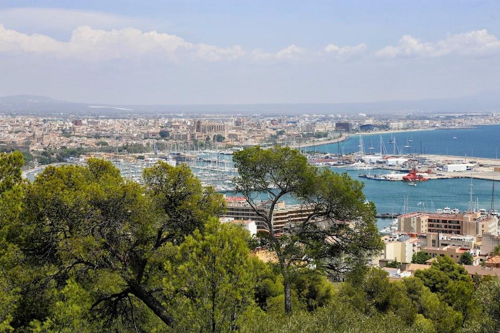 Palma de Mallorca, Majorka