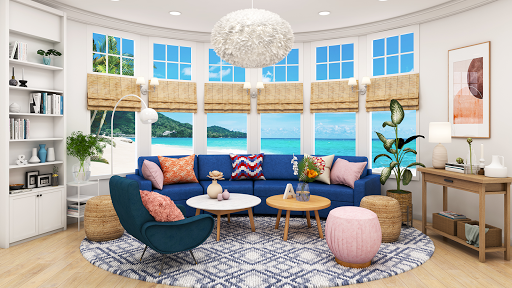 Home Design : Paradise Life screenshots 7