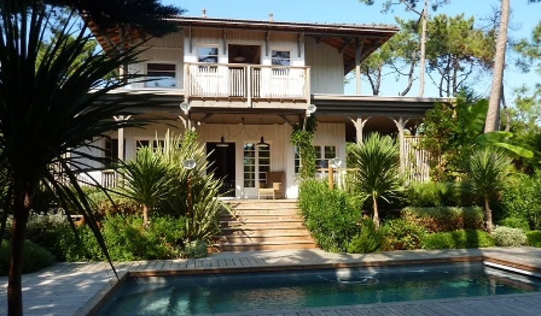 Villa avec piscine et jardin Lège-Cap-Ferret