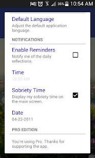 Daily Reflections: Pro screenshot