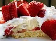 Jewel's Fresh Strawberry Pie With Almonds And Honey Recipe