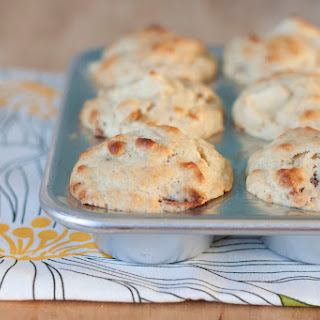 Pear And Fig Morning Muffins