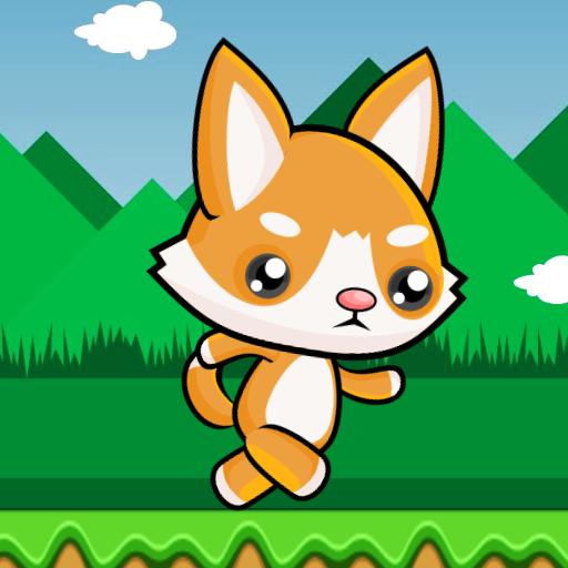 Little Cat Run and Jump 1.6 de.gamequotes.net 5