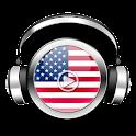 FREE USA RADIO ONLINE icon