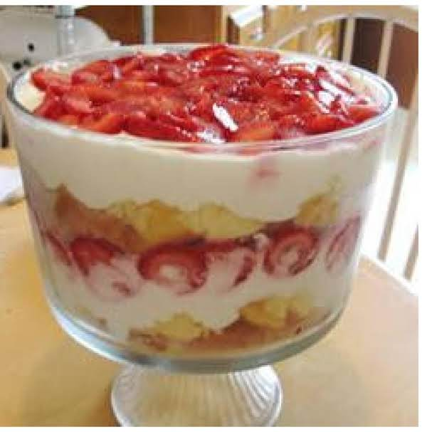 Strawberry angel dessert recipe just a pinch recipes strawberry angel dessert recipe forumfinder Image collections