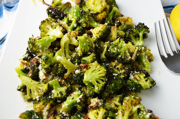 The Best Roasted Broccoli Recipe