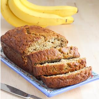 The Perfect Banana Bread