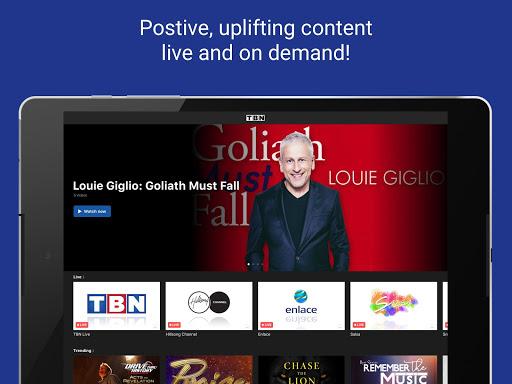 TBN: Watch TV Shows & Live TV 4.401.1 screenshots 7