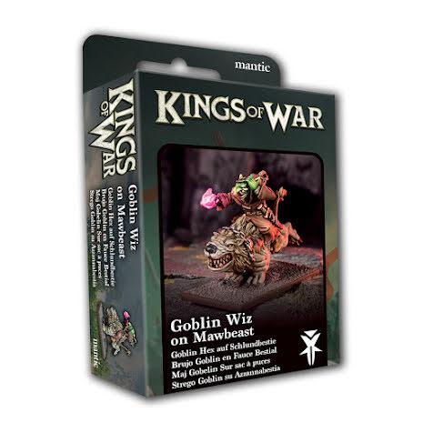 Goblin Wiz on Mawbeast