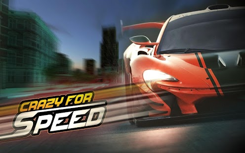Real Street Racing In Car 3D : Crazy Speed - náhled