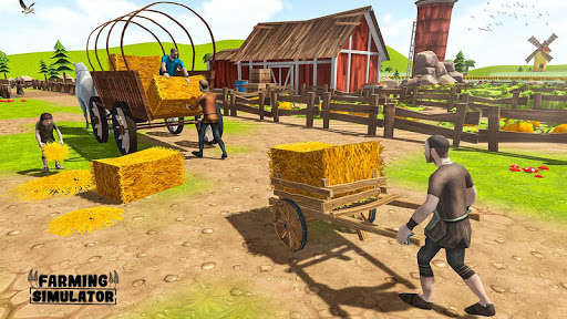 Super Village Farmer's Vintage Farming  screenshots 13