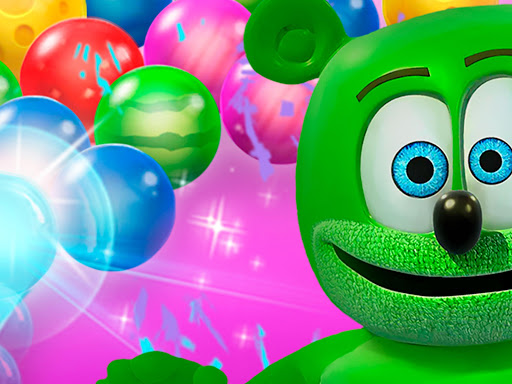 Gummy Bear Bubble Pop - Kids Game apktram screenshots 7